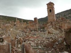 """Pobles abandonats, pobles en la memòria"""