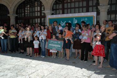 La Diputación provincia del Zamora ha entregado un total de 86 ayudas a la natalidad por valor de 61.900 €